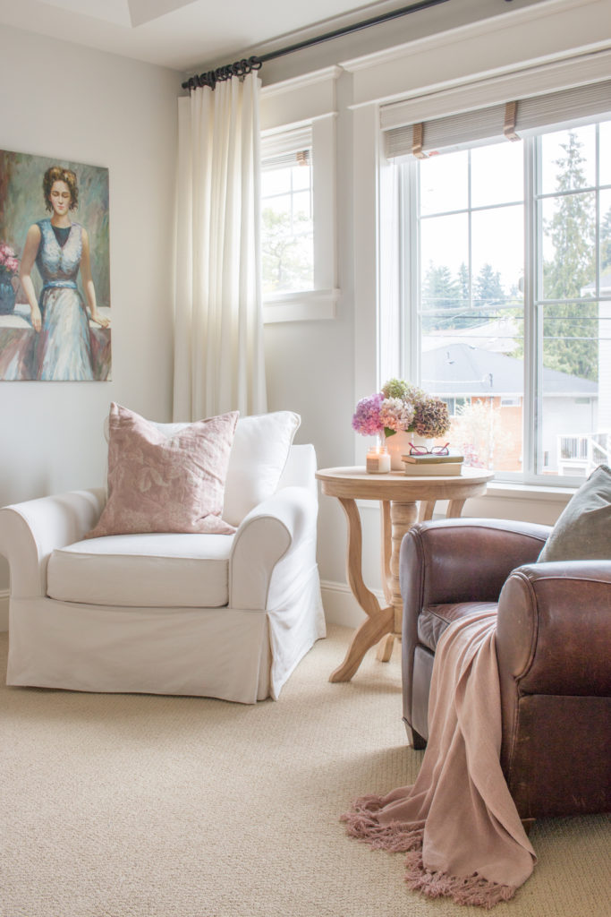 Ideas For Creating A Cozy Sitting Area Saw Nail And Paint